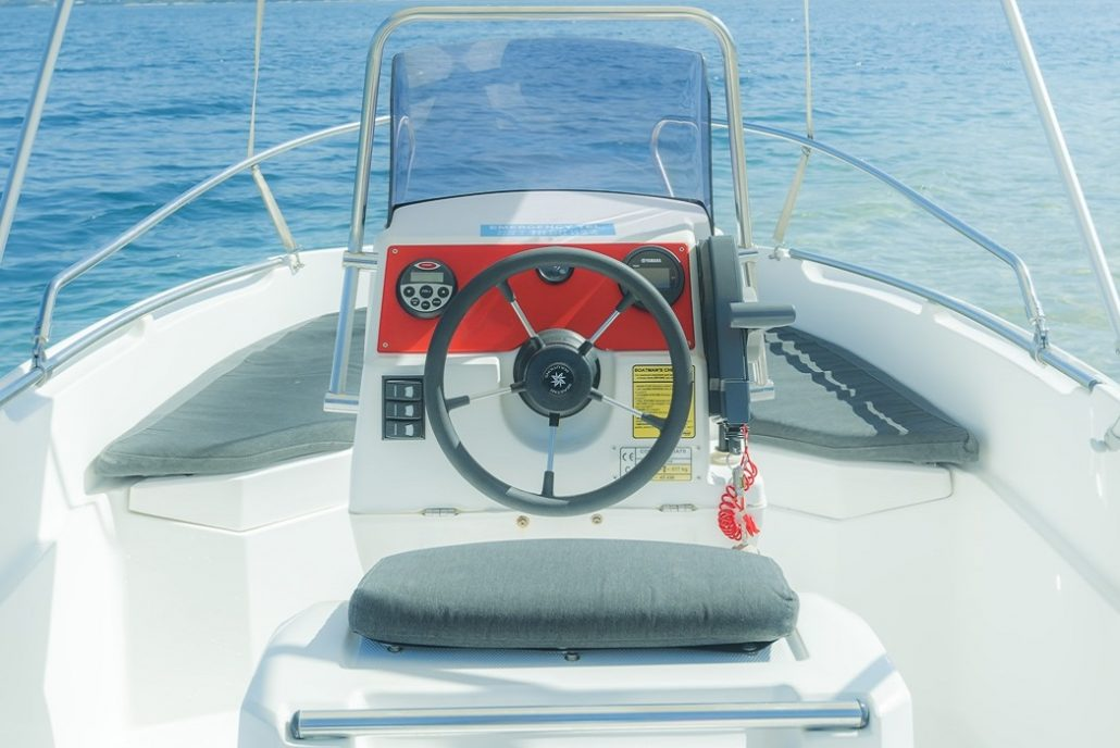 Dream Swim Compass 150 cc inside