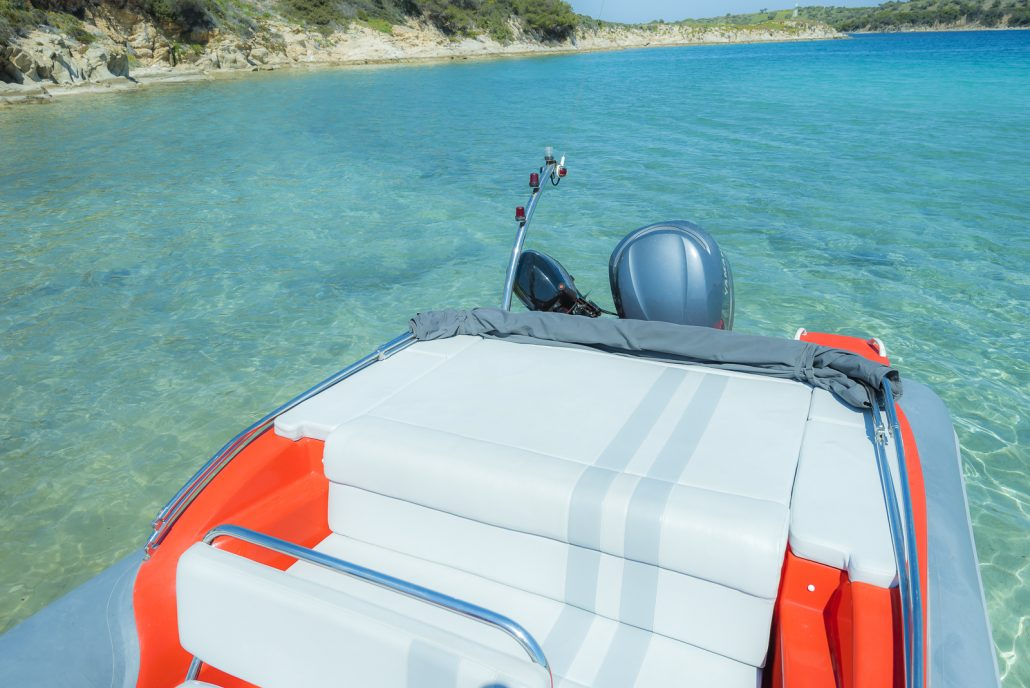 Dream Swim boat rental Chalkidiki - Skipper 8.50 inside
