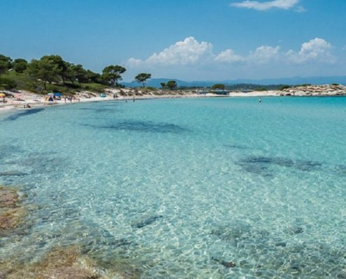 Karydi Beach - Destinations Chalkidiki