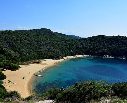 Ammouliani beach - Destinations Chalkidiki