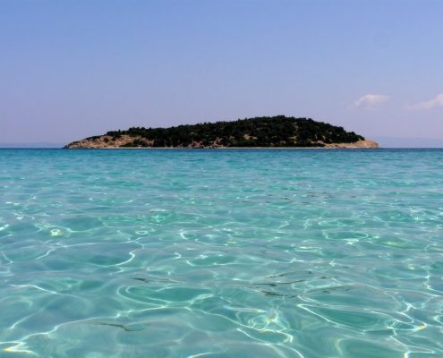 Lagonisi Beach - Destinations Chalkidiki