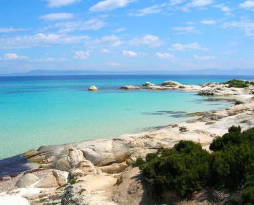 Kavourotrypes - Destinations Chalkidiki