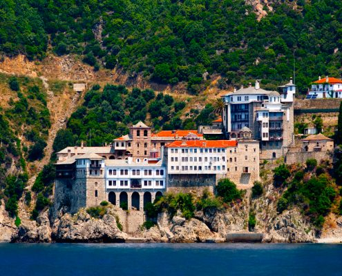 Mount Athos - Destinations Chalkidiki