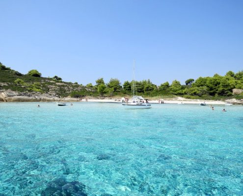 Myrsini Beach Summer - Destinations Chalkidiki