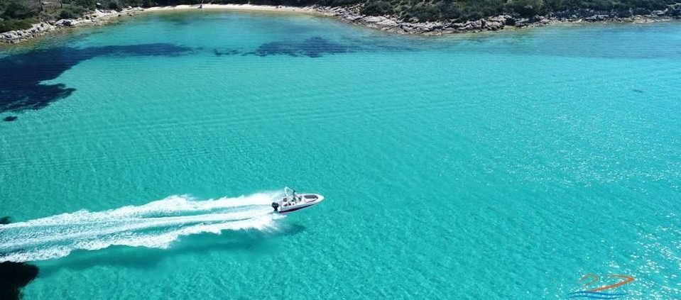Rent a boat in Chalkidiki