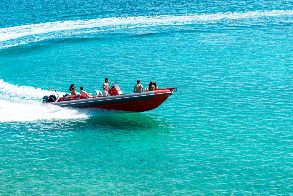 Dream Swim boat rental Halkidiki - Skipper 8.50
