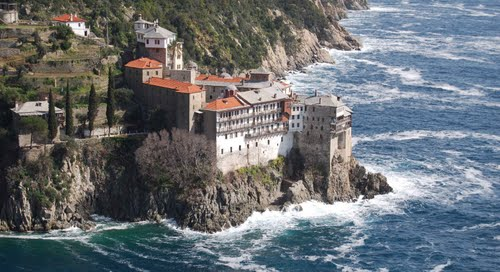 Visit Mount Athos in Halkidiki for a unique experience