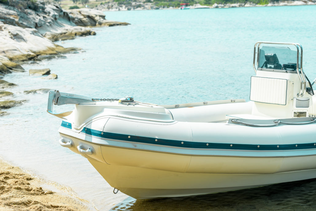 Evripus 5.60 - RIB rental in Greece