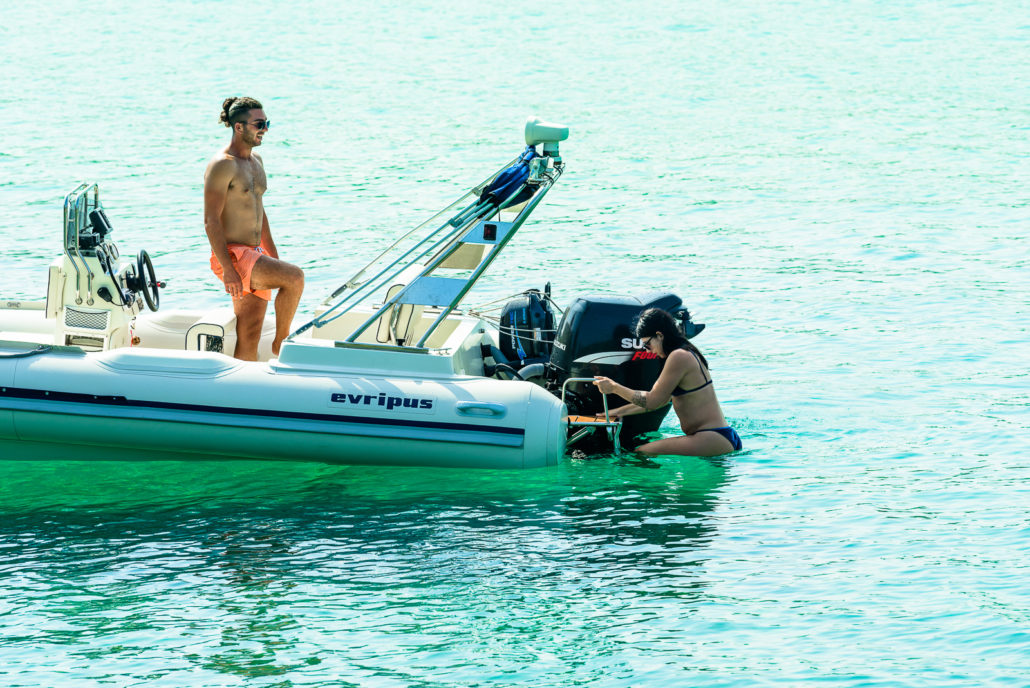 Evripus 5.60 - Rent a rib in Greece (16)