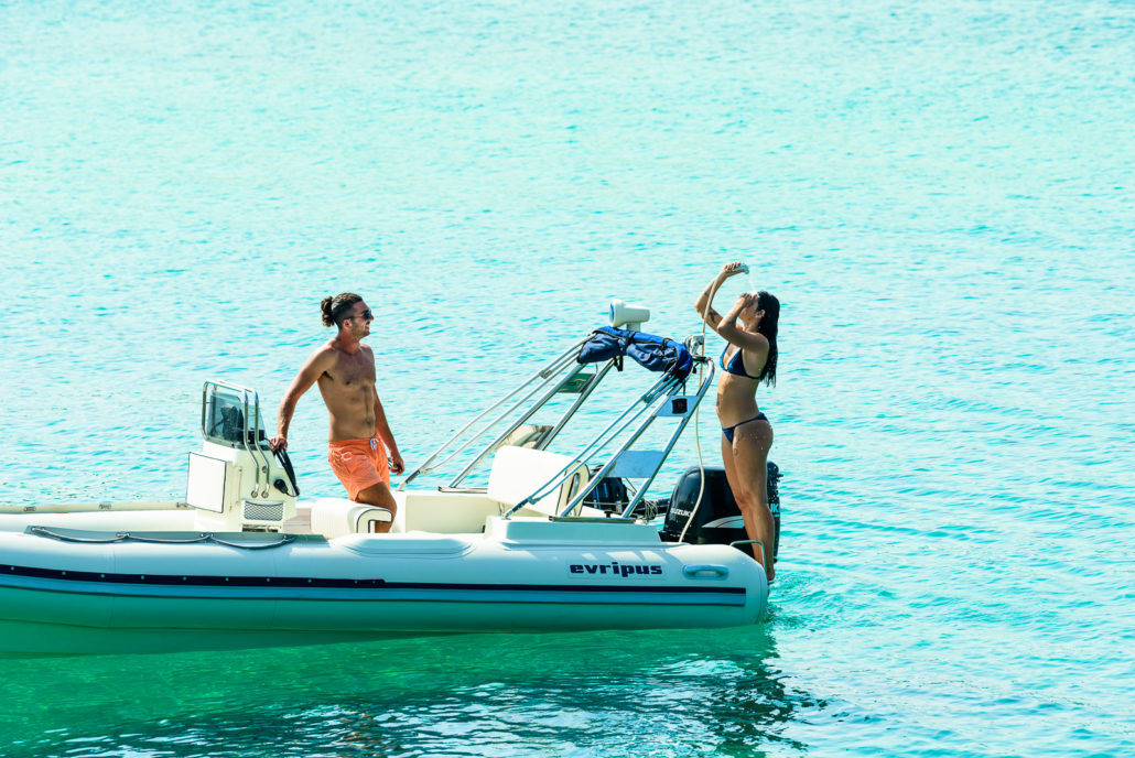 Evripus 5.60 - Rent a rib in Greece (17)