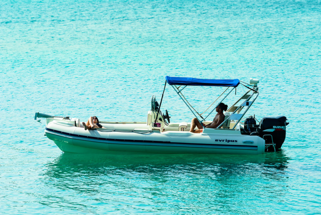 Evripus 5.60 - Rent a rib in Greece (19)