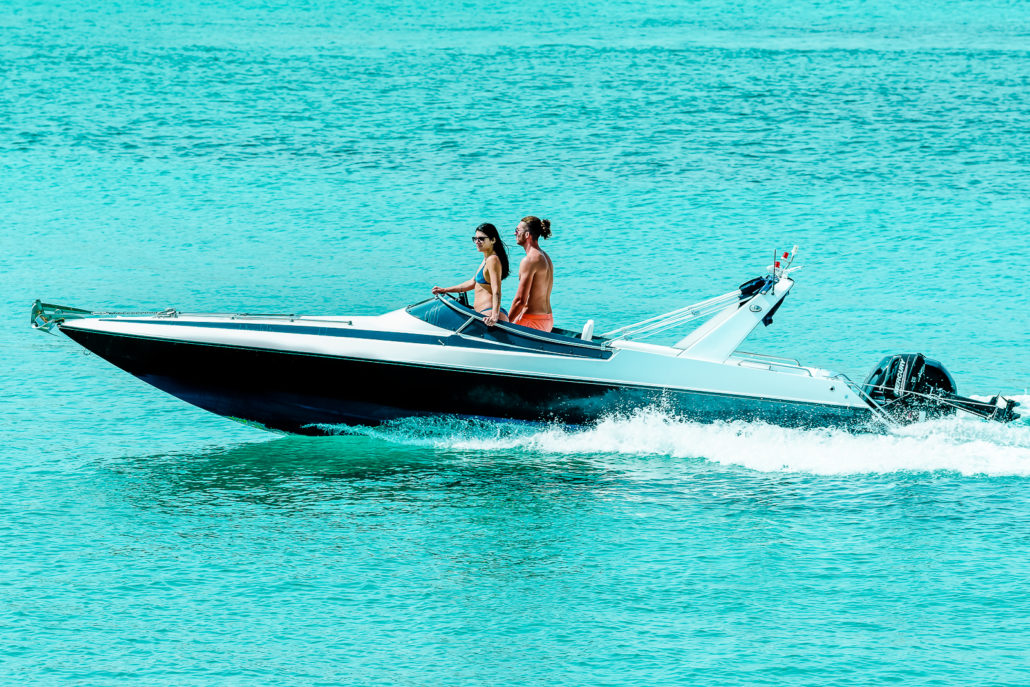 Tacar 7.40 Rent a boat Greece