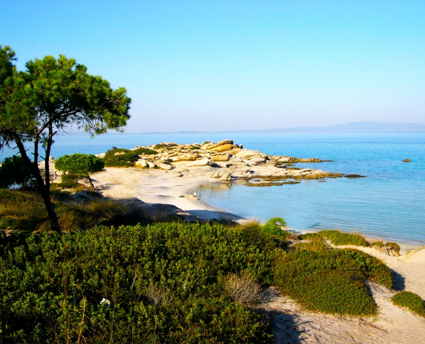 Karydi Beach - Destinations Chalkidiki 1