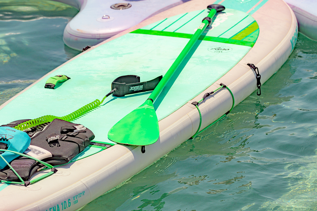Stand Up Paddle - SUP equipment (1)