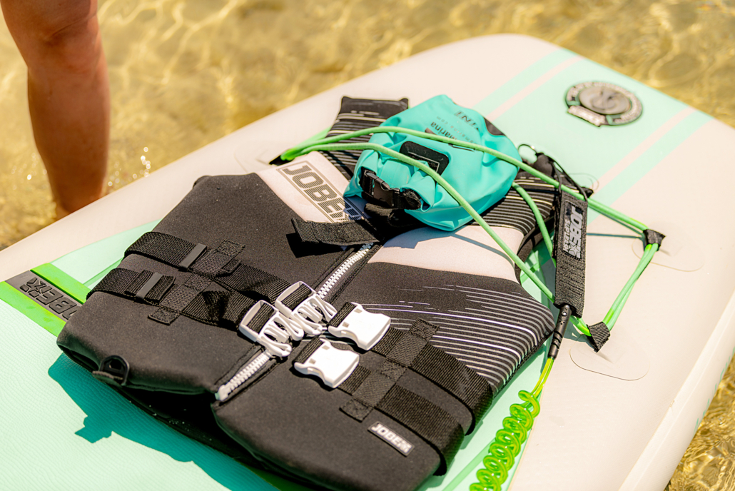 Stand Up Paddle - SUP equipment (5