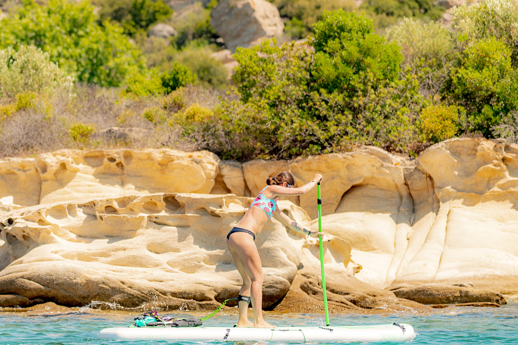 Stand Up Paddle - SUP rental