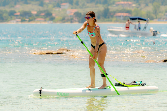 Stand Up Paddle - Sup paddle Sithonia
