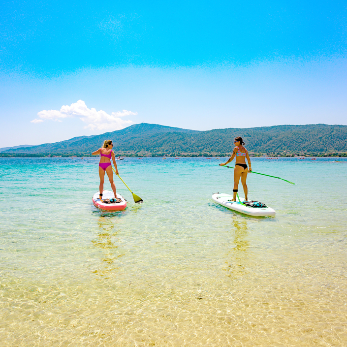 Stand Up Paddle - Sup rent Halkidiki