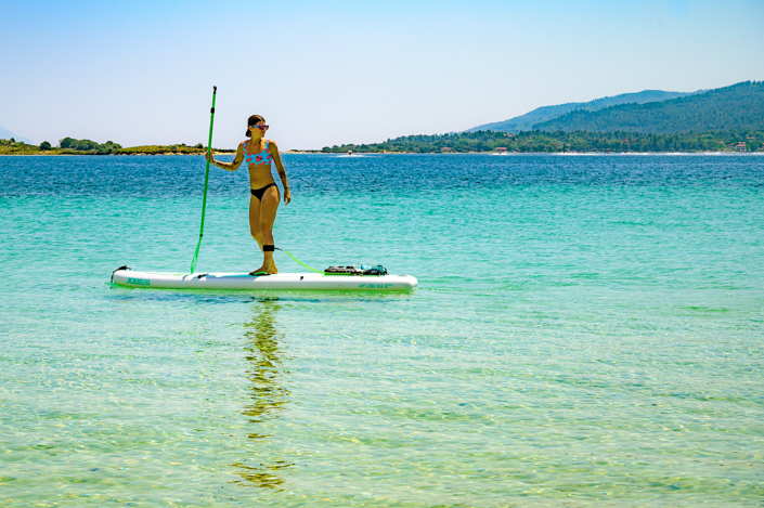 Stand Up Paddle - Sup rental Chalkidiki