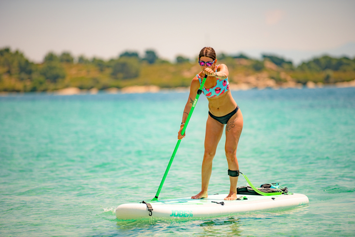 Stand Up Paddle - Vourouvou SUP rental