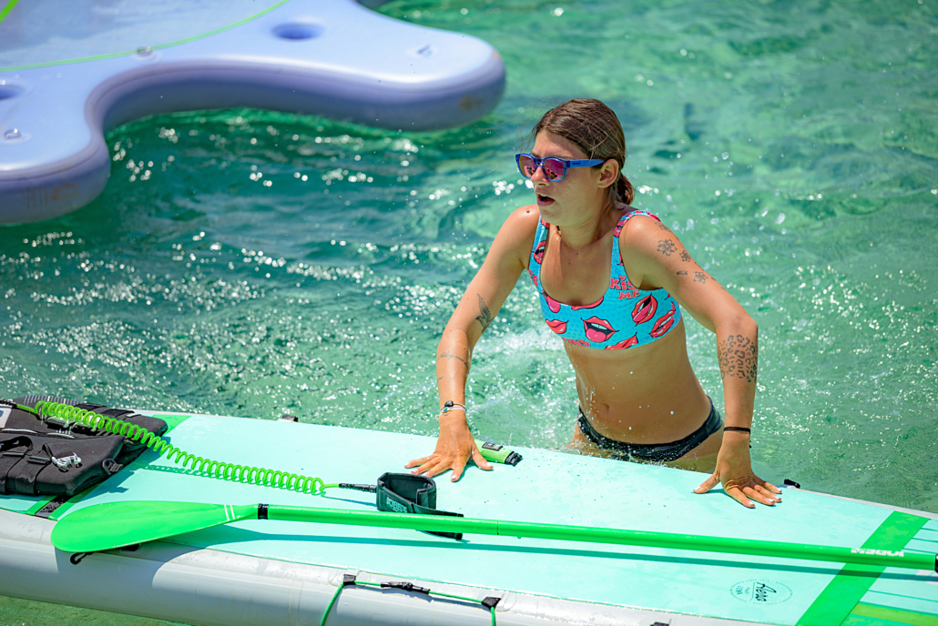 Stand Up Paddle - Vourouvourou SUP exploreation