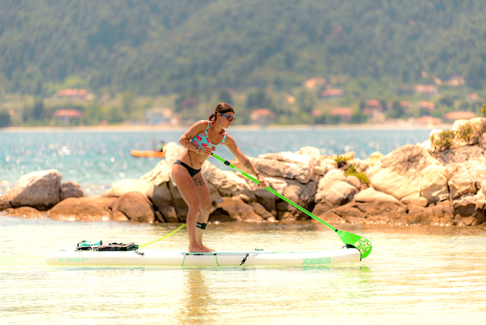 Stand Up Paddle - Vourvourou SUP hire
