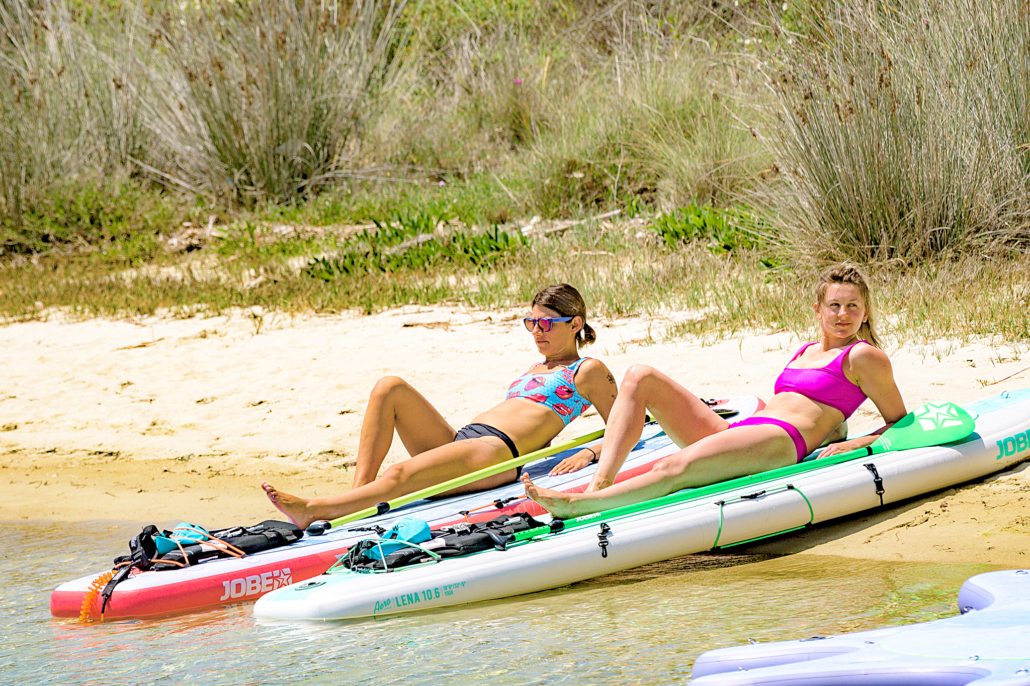 Stand Up Paddle - explore Chalkidiki with SUP