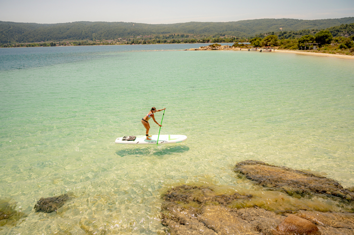 Stand Up Paddle - rent a Sup Chalkidiki