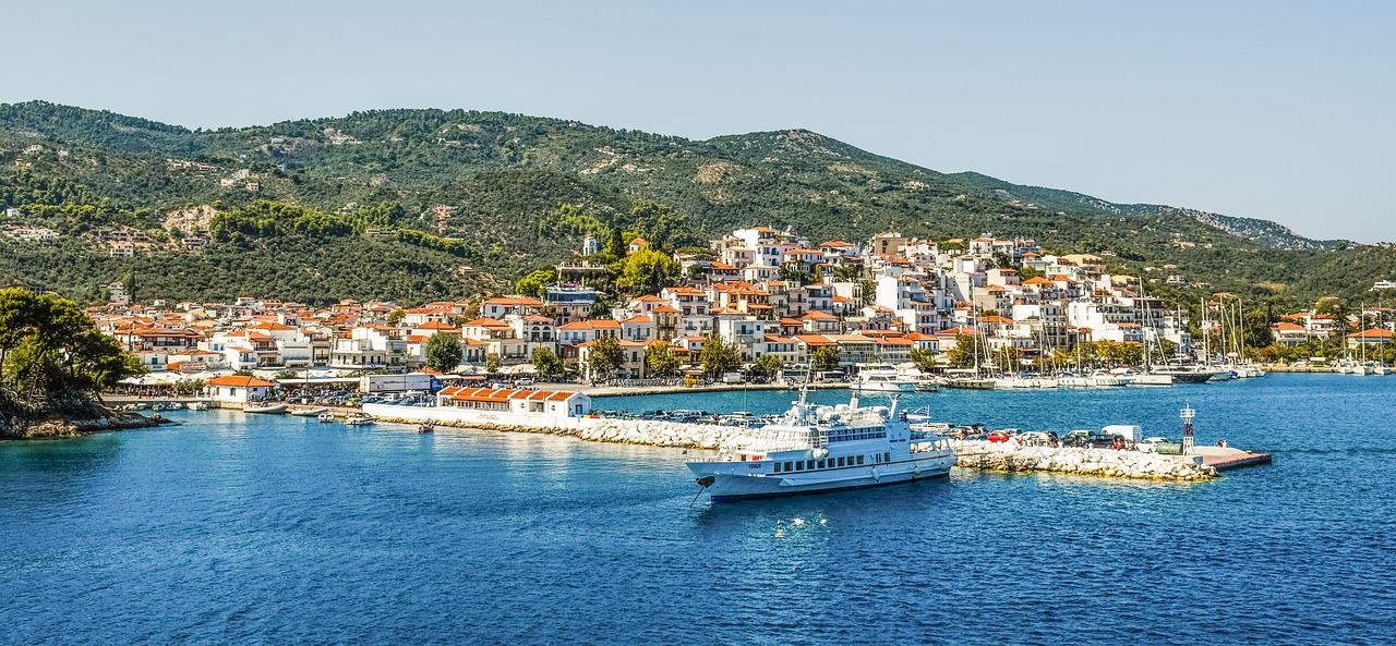 Skiathos island - A fun adventure