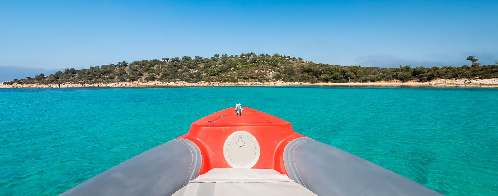 Dream-Swim-Boats Rental - Vourvourou