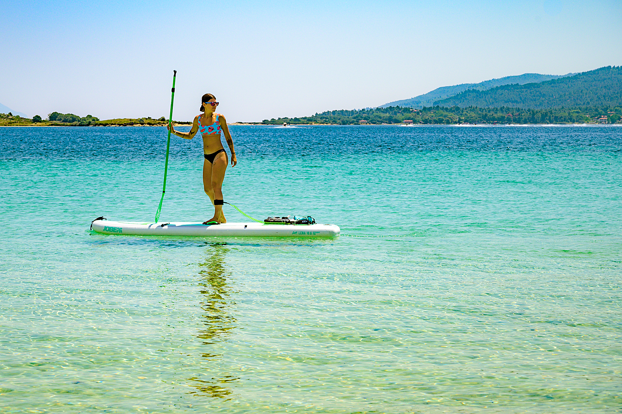 Stand Up Paddle - Sup rental Chalkidiki.